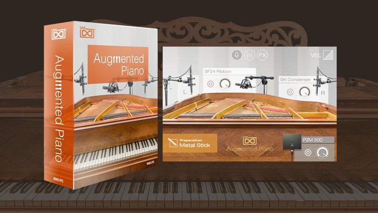 Augmented Piano
