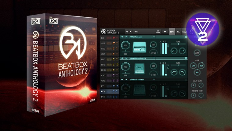 beatbox anthology 2 hardware drum machine tour de force beats headphones schematics  led beat box wiring diagram