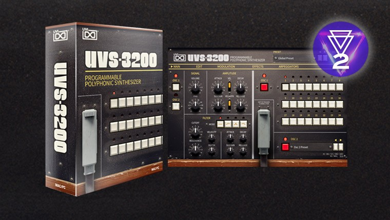 UVS-3200 - Tribute to the KORG PS-3200