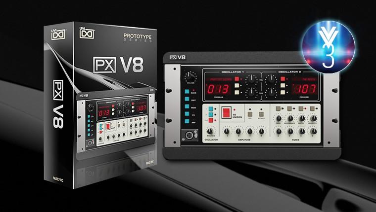 PX V8
