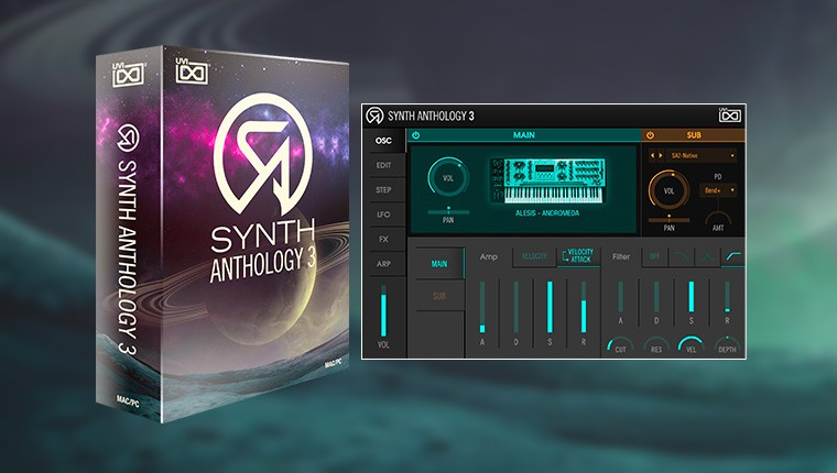 Synth Anthology 3
