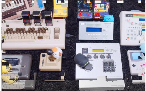UVI 8-Bit Synth | Toys