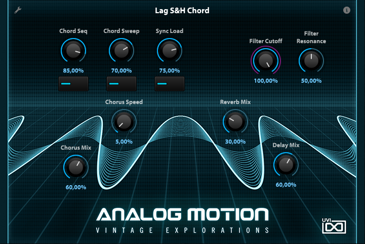 Analog Motion | GUI