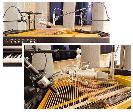 UVI EGP | Recording
