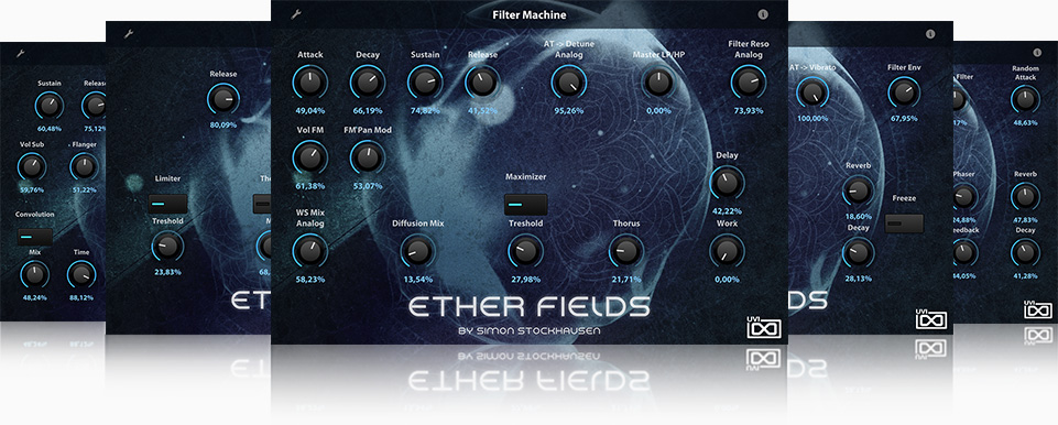 Ether Fields | GUIS