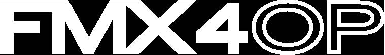 UVI FM Suite | FMX-4op Logo