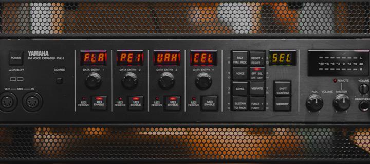 UVI FM Suite | FMX-8op Hardware