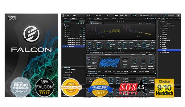 UVI Falcon - Creative Hybrid Instrument