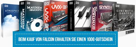 UVI Falcon | Voucher