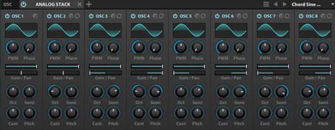 UVI Falcon | Analog Stack Oscillator