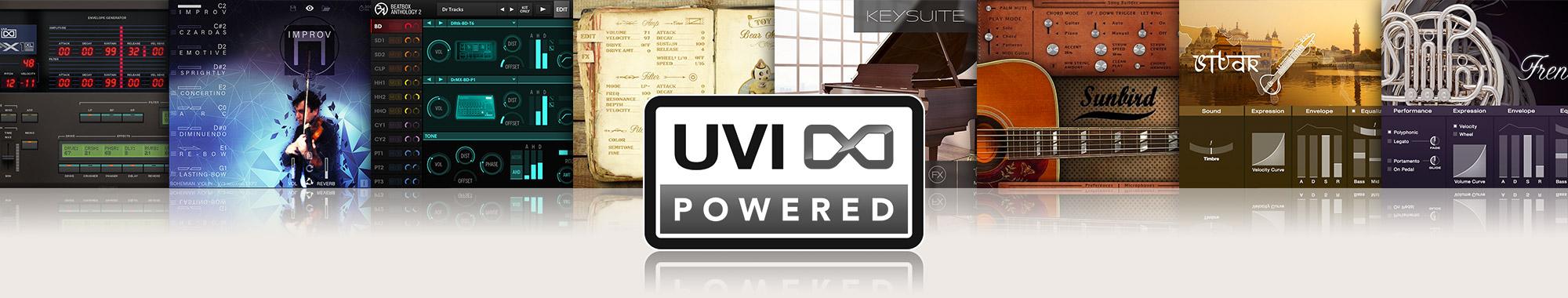 UVI Falcon | UVI SOUNDWARE