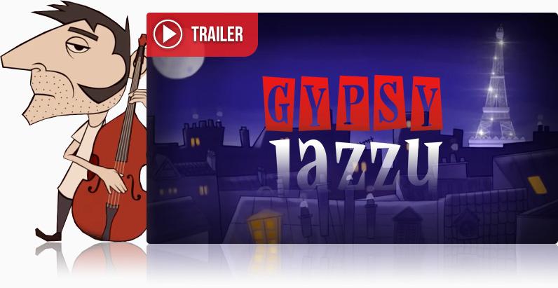 UVI Gypsy Jazzy - Sound von Jazz Manouche