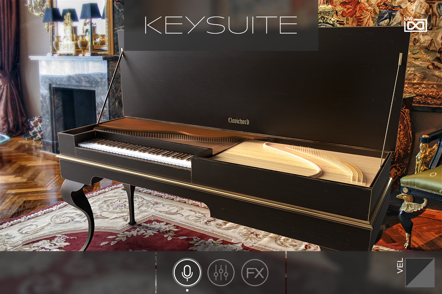 UVI Key Suite Acoustic | Clavichord Main