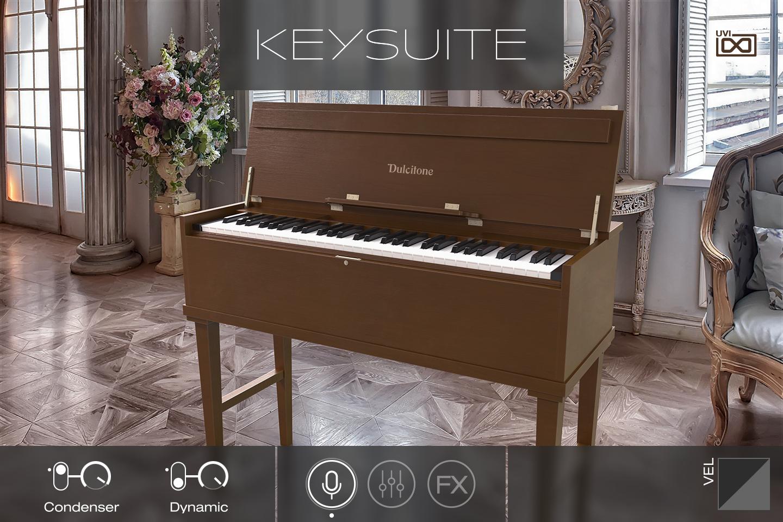 UVI Key Suite Acoustic | Dulcitone Main