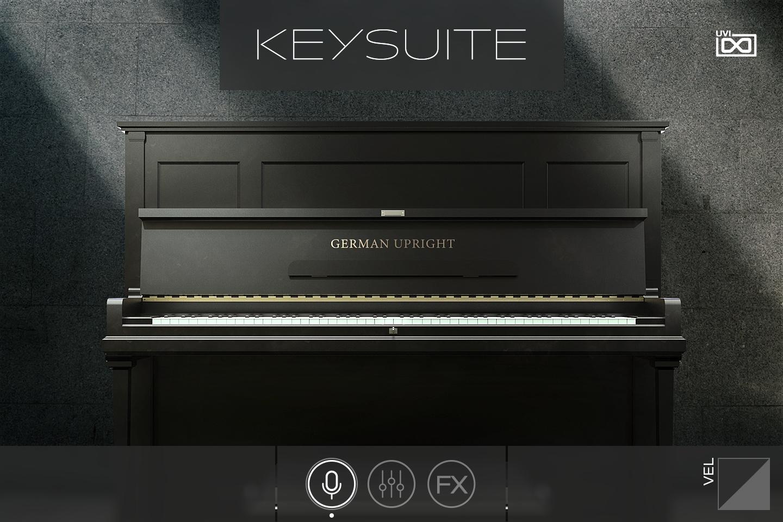 UVI Key Suite Acoustic | German Upright Main