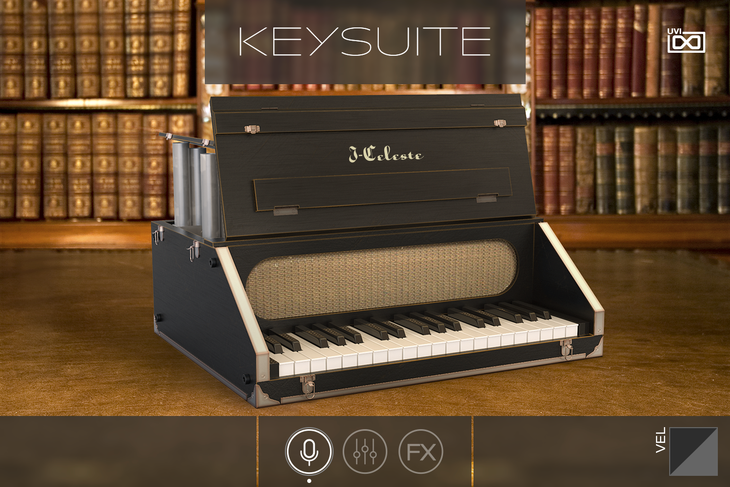 UVI Key Suite Acoustic | J-Celeste Main