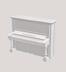 UVI Key Suite Acoustic | Upright Pianos