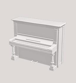 UVI Key Suite Acoustic | Upright Pianos