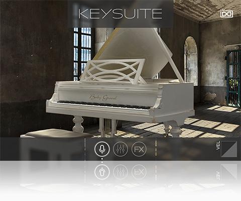UVI Key Suite Acoustic | Hybrid Custom