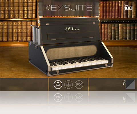 UVI Key Suite Acoustic | J-Celeste