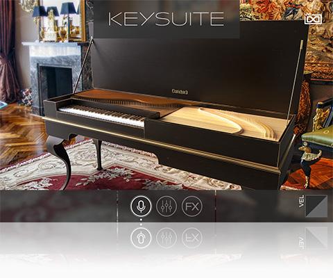UVI Key Suite Acoustic | Clavichord