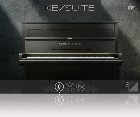 UVI Key Suite Acoustic | German Upright