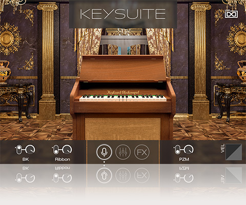 UVI Key Suite Acoustic | Keyboard Glockenspiel