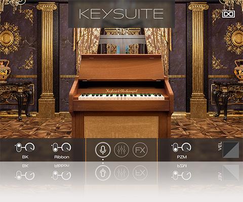UVI Key Suite Acoustic | Keyboard Glockenspiel