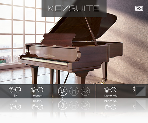 UVI Key Suite Acoustic | Hybrid Custom