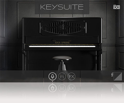 UVI Key Suite Acoustic | Tack Upright