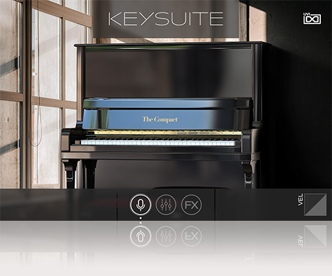 UVI Key Suite Acoustic | The Compaact