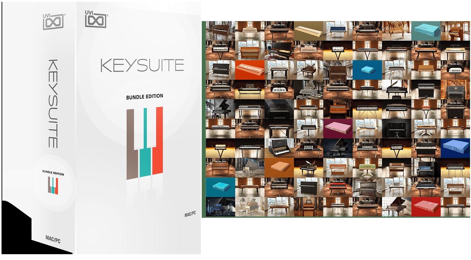 Key Suite Bundle Edition