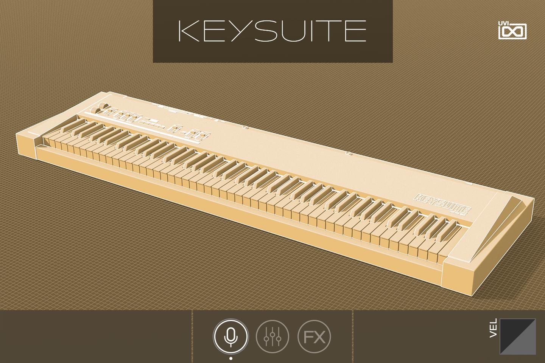 Key Suite Digital | King SG GUI