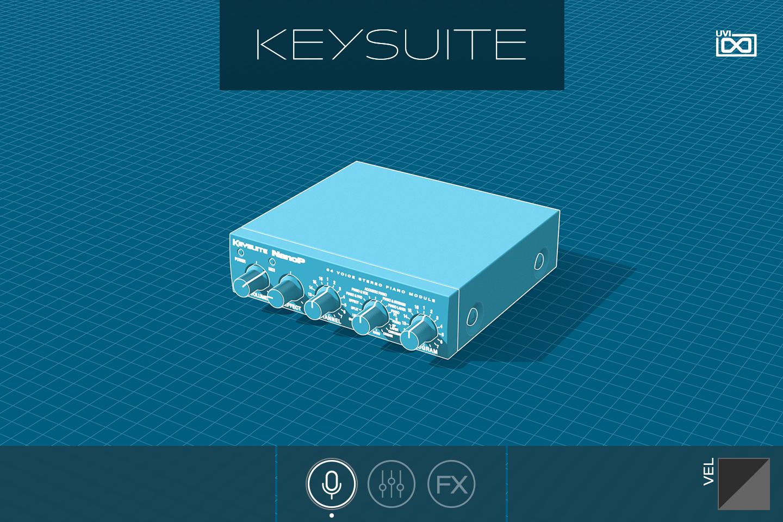 Key Suite Digital |Nano P GUI