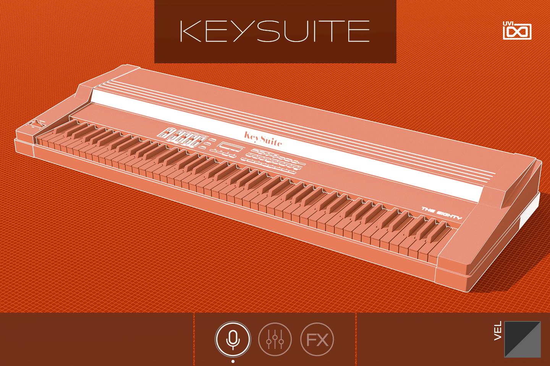 Key Suite Digital | TheEighty GUI