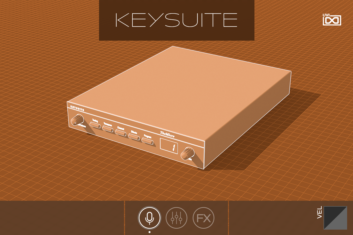 Key Suite Digital | TheMicro GUI