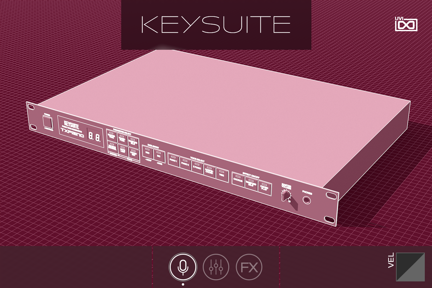 Key Suite Digital | TXPiano GUI