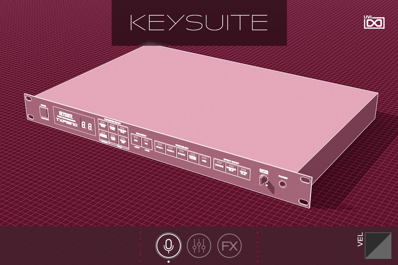 Key Suite Digital | TXPiano GUI