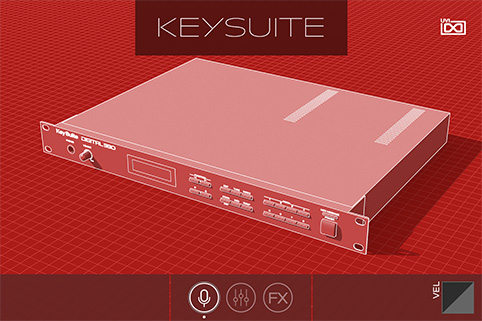 UVI Key Suite Digital | Digital 330