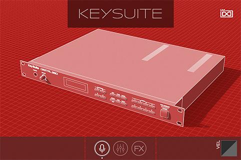 UVI Key Suite Digital | Digital 330