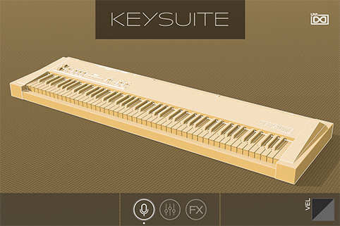 UVI Key Suite Digital | King SG