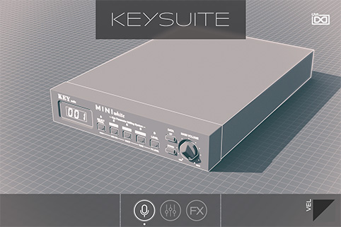UVI Key Suite Digital | Mini White