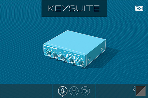 UVI Key Suite Digital | Nano P