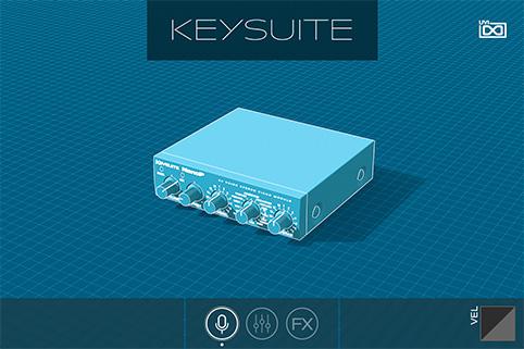 UVI Key Suite Digital | Nano P