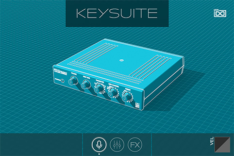 UVI Key Suite Digital | PERformance