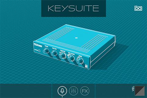 UVI Key Suite Digital | PERformance
