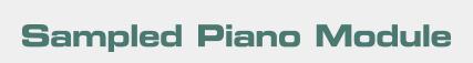 UVI Key Suite Digital | Sampled Piano Logo