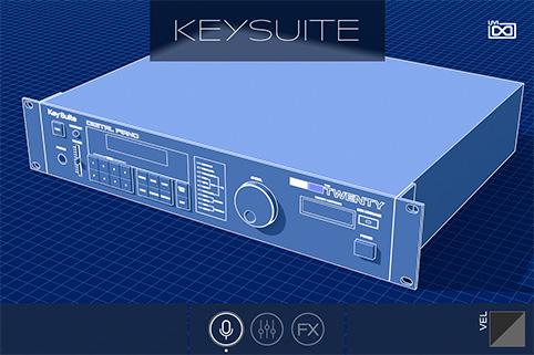 UVI Key Suite Digital | The Twenty