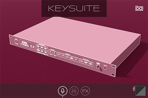 UVI Key Suite Digital | TXPiano