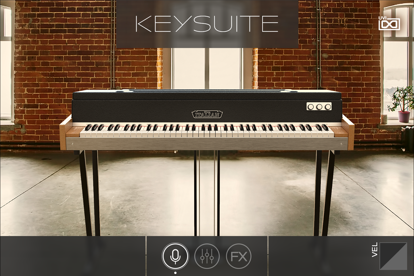 Key Suite Electric | EPiano Italian